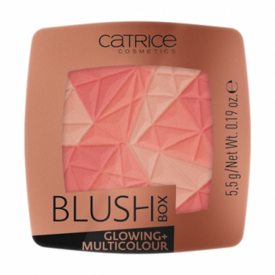 Catrice Catrice Blush Box Glowing Multicolour