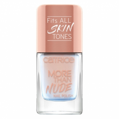 Catrice Catrice More Than Nude Nail Polish