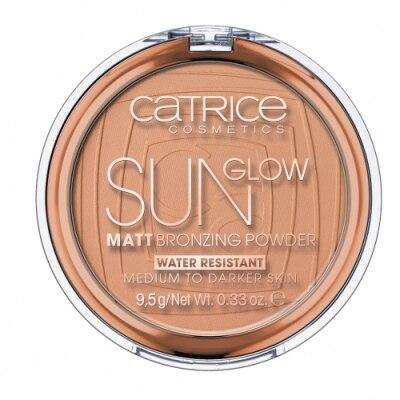 Catrice Catrice Sun Glow Matt Bronzing Powder