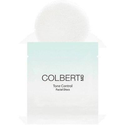 Colbert M.D. Tone Control Facial Discs Discos Faciales