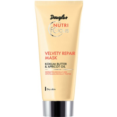 Douglas Focus Mascarilla Facial Velvety Repair Mask 75 Ml
