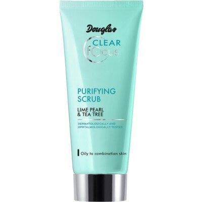 Douglas Focus Purifyng Scrub Exfoliante Facial