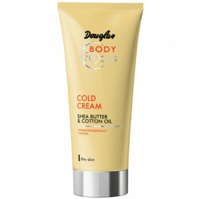 Douglas Focus Crema Corporal Cold Cream Body Focus