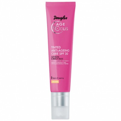 Douglas Focus Crema Facial Tinted Care SPF30 Medium