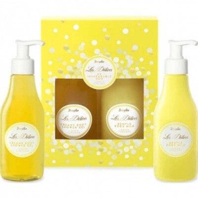 Douglas Home Spa Bath Duo Lemon Cupcake