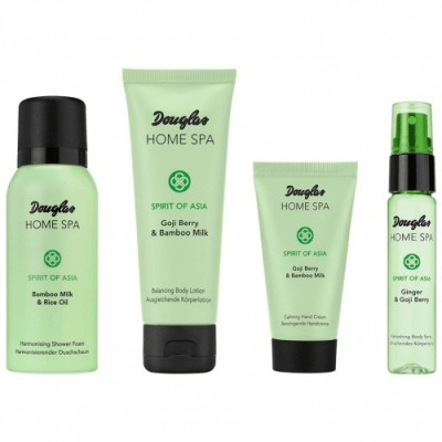 Douglas Home Spa Set Spirit of Asia Collection Mini