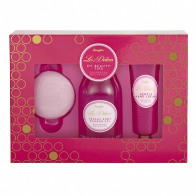 Douglas Les Delices Estuche My Beauty Tips Raspberry Macaroon