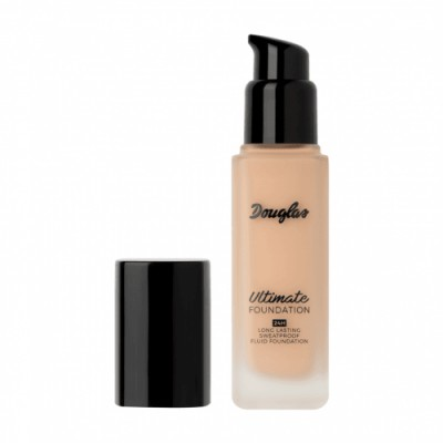 Douglas Make Up New Base de Maquillaje Ultra Matte Foundation-High Coverage Long Lasting Shine Control