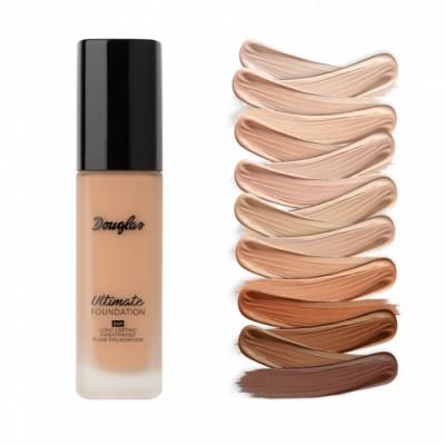 Douglas Make Up New Base de Maquillaje Ultra Matte Foundation-High Coverage Long Lasting Shine Control