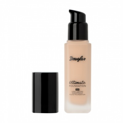 Douglas Make Up Base de Maquillaje 24H Long Lasting Sweat Proof Fluid Foundation