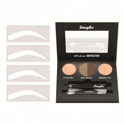 Douglas Make Up Douglas Brow Kits Pallet