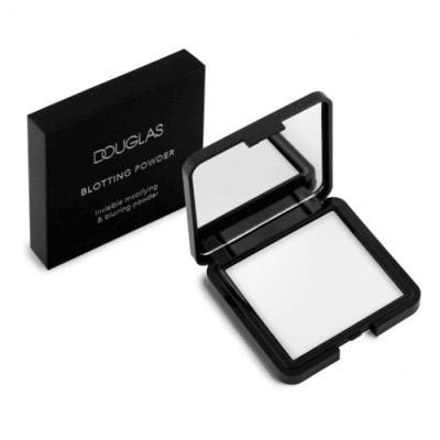 Douglas Make Up New Blotting Powder - Invisible Mattifying & Blurring Powder