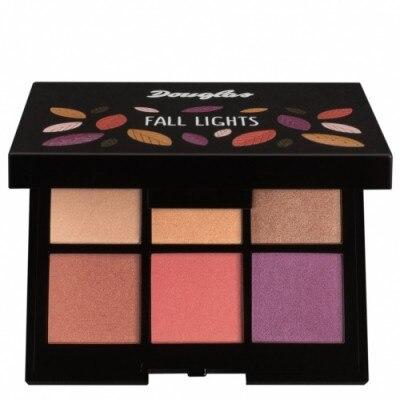 Douglas Make Up Paleta iluminadores Fall Lights