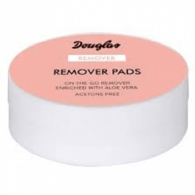 Douglas Make Up Quitaesmalte Remover Pads