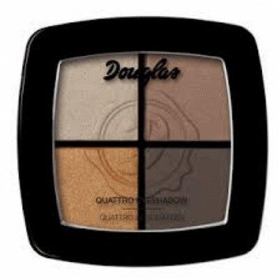 Douglas Make Up Sombra De Ojos Quattro