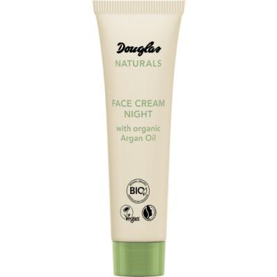 Douglas Naturals Face Cream Night Travel Con Aceite De Argán