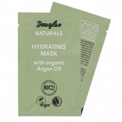 Douglas Naturals Hydrating Mask con Aceite de Argán Orgánico