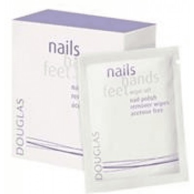 Douglas Nails Hands Feet Douglas NHF Nail Polish Remover Wipes