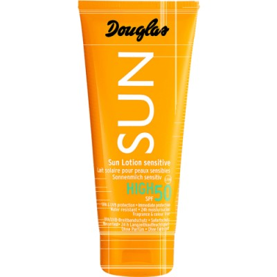 Douglas Sun Sun Lotion Sensitive High SPF50