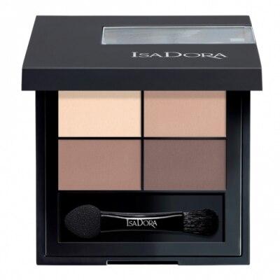 Isadora Eyeshadow Quartet Isadora