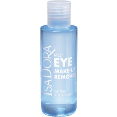 Isadora Mild Eye Make Up Remover Clear