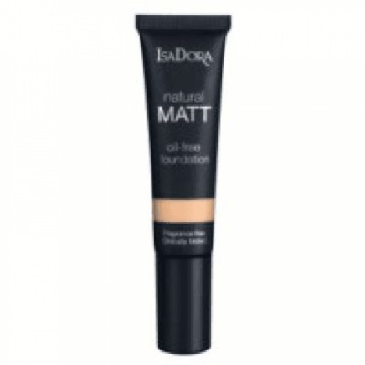 Isadora Isadora Natural Matt Oil Free Foundation