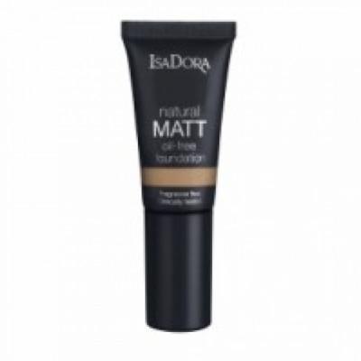 Isadora Isadora Natural Matt Foundation Travel Size