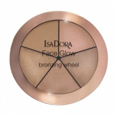 Isadora Face Glow Bronzing Wheel