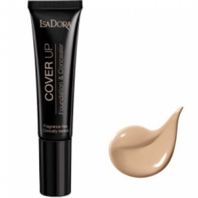 Isadora Cover Up Foundation and Concealer