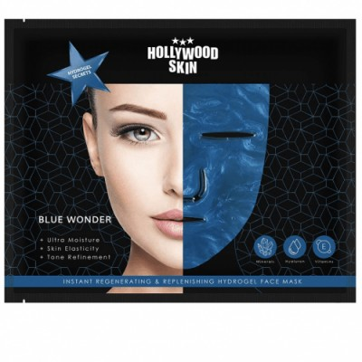 Douglas Limited Mascarilla Facial Hydrogel Face Mask Blue