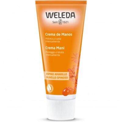 Weleda Weleda Crema de Manos Hidratante de Espino Amarillo