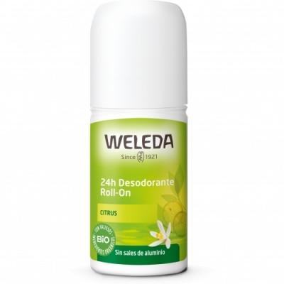 Weleda Weleda Desodorante Roll-On de Citrus