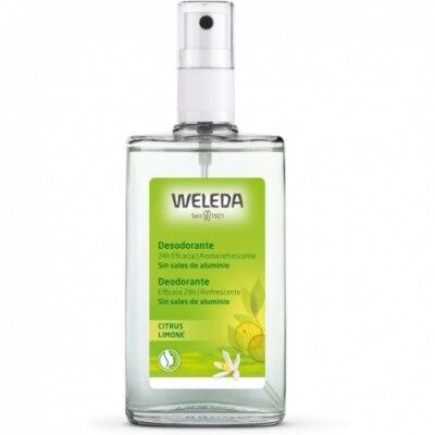 Weleda Weleda Desodorante Spray de Citrus