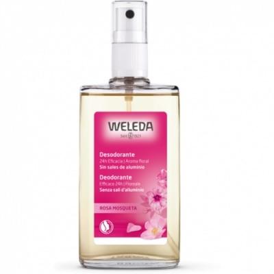 Weleda Weleda Desodorante Spray de Rosa