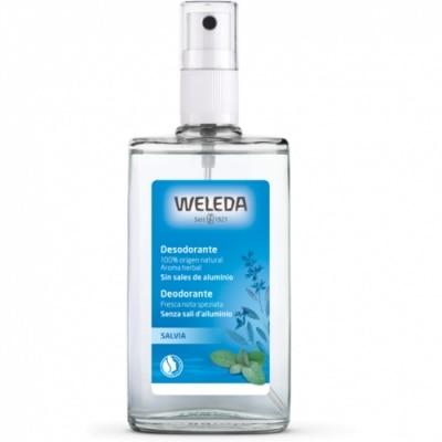 Weleda Weleda Desodorante Spray de Salvia