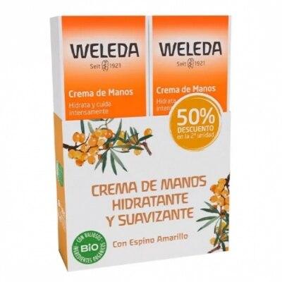 Weleda Weleda Duplo de Manos Hidratante de Espino Amarillo