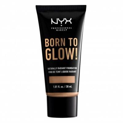 NYX Professional Makeup NYX Professional Makeup Base de Maquillaje Born to Glow Radiant Foundation
