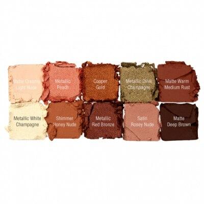 NYX Professional Makeup NYX Professional Makeup Paleta Sombras de Ojos - Away We Glow Shadow Palette