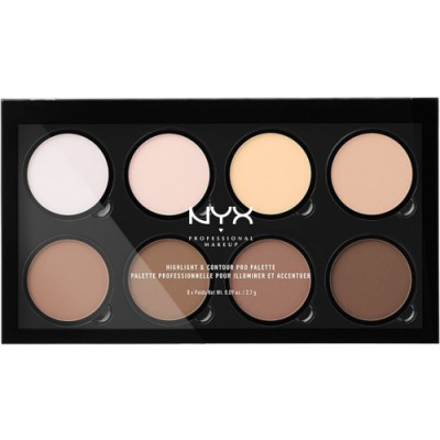 Nyx Professional Makeup NYX Paleta de Contouring Highlight