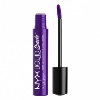 NYX Professional Makeup NYX Professional Makeup Pintalabios Líquido Mate de Cobertura Total Liquid Suede Cream