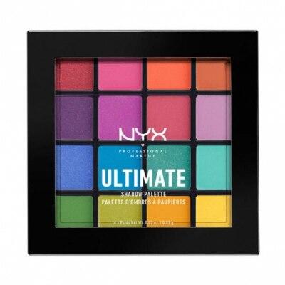 NYX Professional Makeup NYX Professional Makeup Paleta de Sombra de Ojos Ultimate