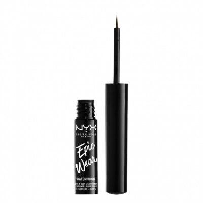 NYX Professional Makeup NYX Professional Makeup Eyeliner Líquido Epic Wear