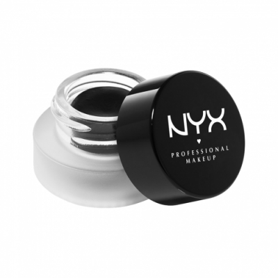 NYX Professional Makeup NYX Professional Makeup Eyeliner Mousse Mate Waterproof Epic Black Mousse Liner