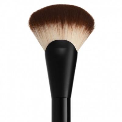 NYX Professional Makeup NYX Professional Makeup Brocha de Maquillaje Abanico Pro Fan Brush 6 de fibra