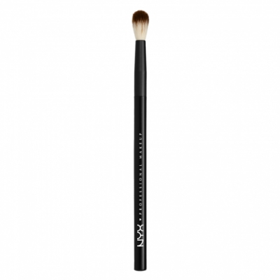 NYX Professional Makeup NYX Professional Makeup Brocha de Ojos Pro Blending Brush 16 de Fibra