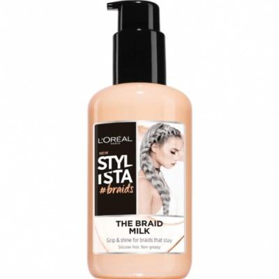 Stylista Loreal Leche De Peinado Braids