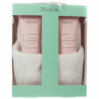 Douglas Seasonal Estuche Joyful Winter Bath Set With Slippers