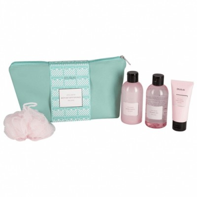 Douglas Seasonal Estuche Joyful Winter Bath Set With Sponge