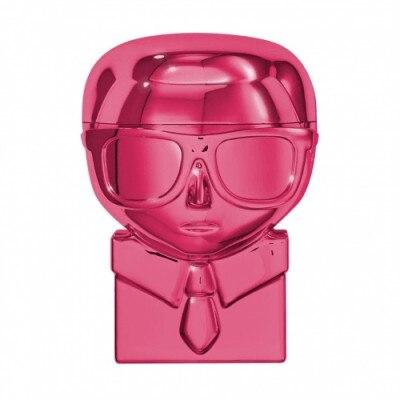 Karl Lagerfeld Kiss Me Karl KARL LAGERFELD MODELCO LIPBALM PINK CASE