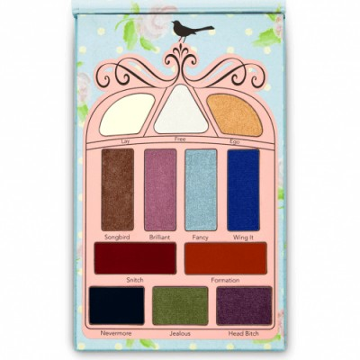 Pretty Vulgar Throwing Shade: Nightingale Eyeshadow Palette